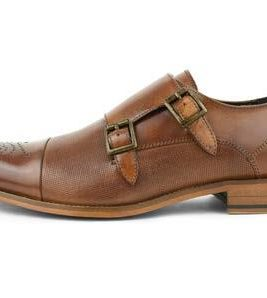 MULTI TONE SOFT LEATHER CAP TOE