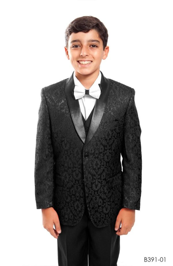 BOYS SUITS AND TUX