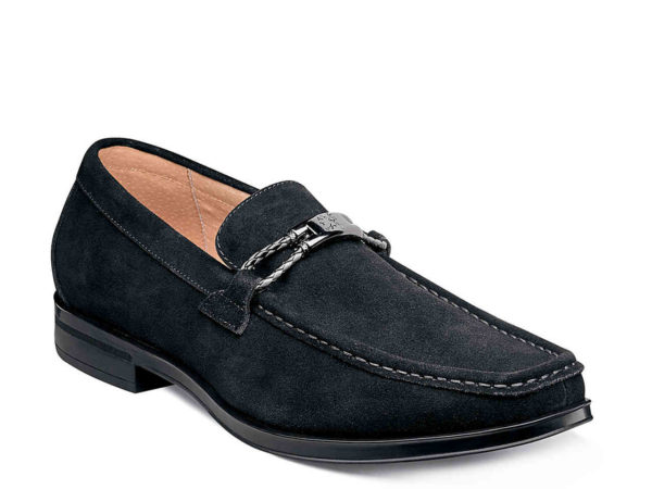 MOC TOE SLIP IN SUEDE LEATHER FULLY CUSHIONED MEMORY FOAM PG 9